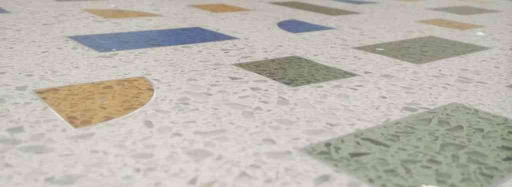 limpieza suelo de terrazo