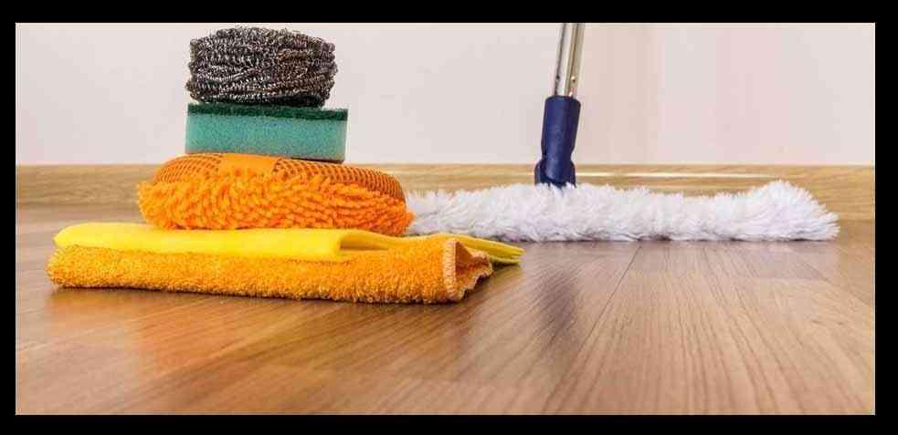 consejos de limpieza de suelos de madera