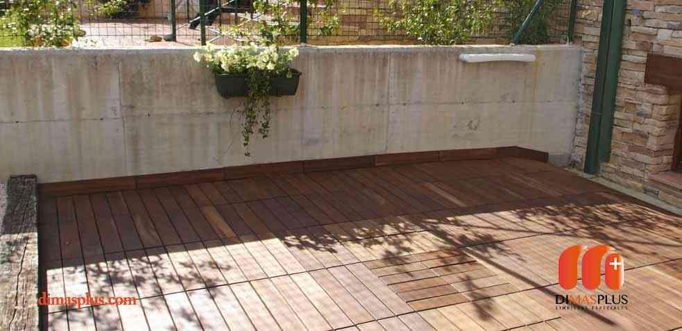 c mo limpiar un suelo de terraza consejos y trucos