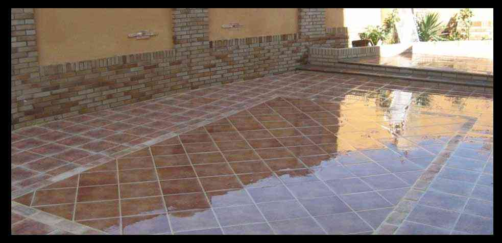 llimpiar suelos de terraza en profundidad