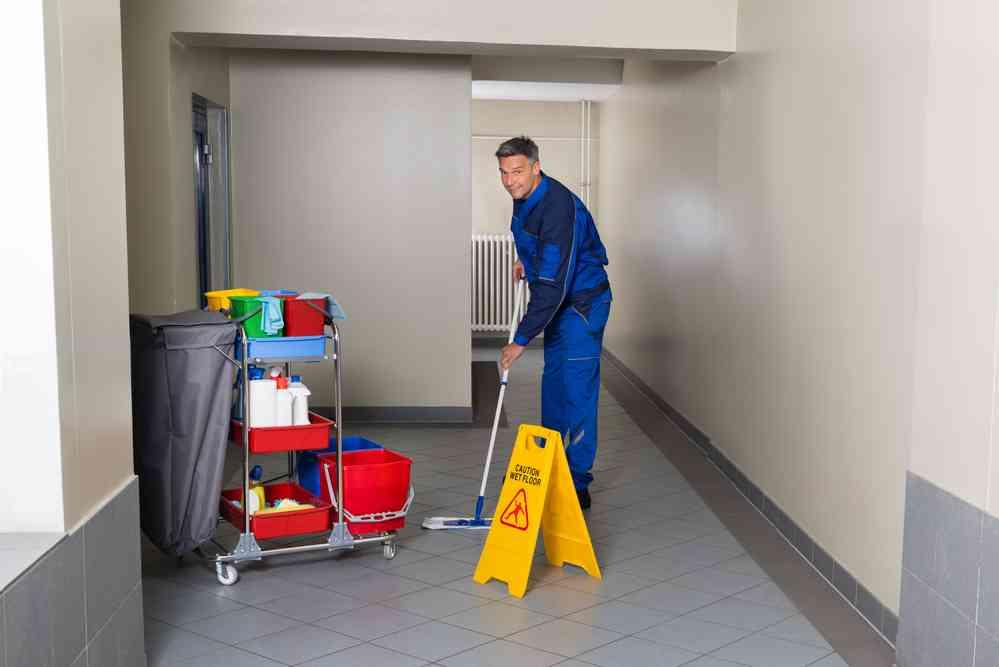 limpieza de oficinas turno noche