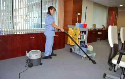 limpieza de oficina por hora