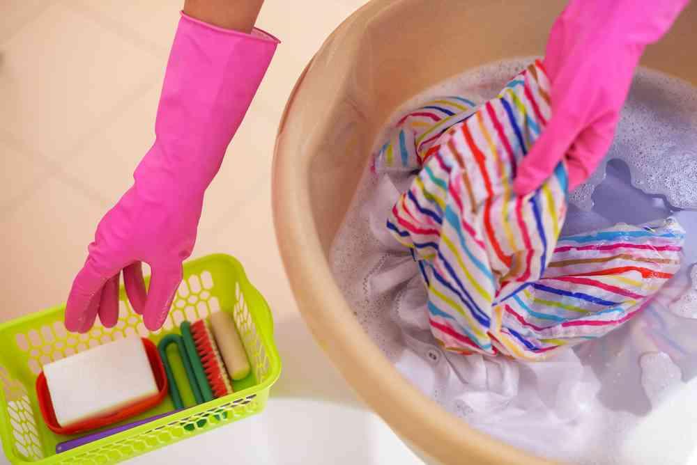 cómo limpiar manchas de tinta