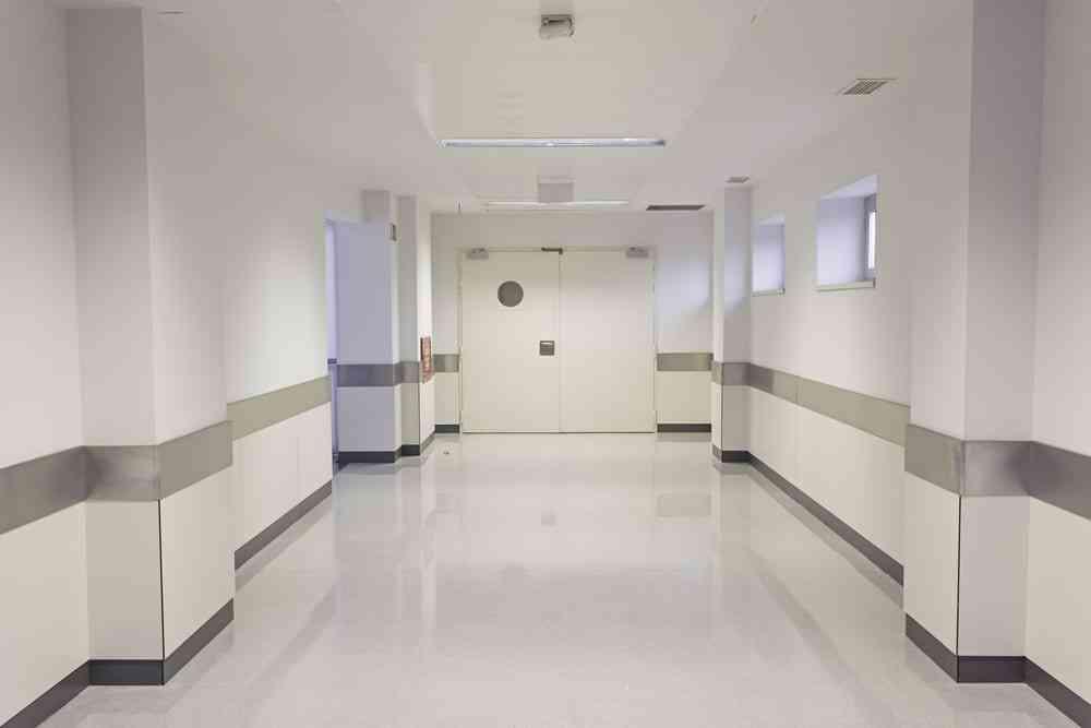 Limpieza de hospital por hora
