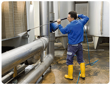 Limpieza Industrial en Móstoles