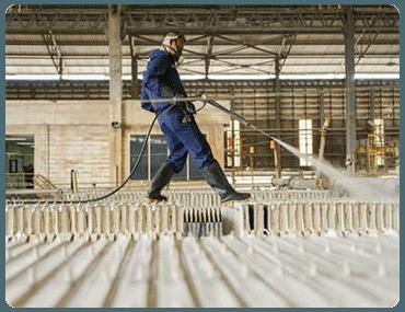 Limpieza Industrial en San Lorenzo de El Escorial