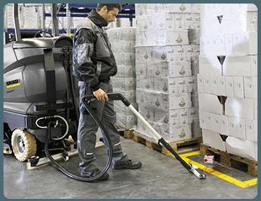 Limpieza Industrial en Tres Cantos