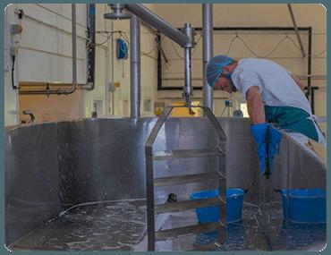 Limpieza Industrial en Velilla de San Antonio