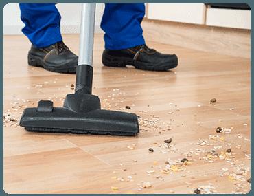 Limpieza de pisos en Pinto