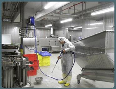 Limpieza Industrial en Apóstol Santiago