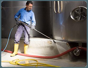 Limpieza Industrial en Canillejas
