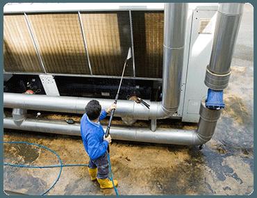Limpieza Industrial en Costillares