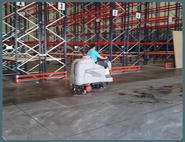 : Limpieza Industrial en La Florida
