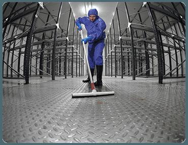 Limpieza Industrial en Sanchinarro