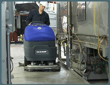 Limpieza Industrial en Torrejón de la Calzada
