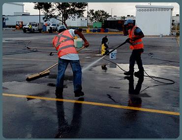 Limpieza de Garajes y Parkings en Almagro
