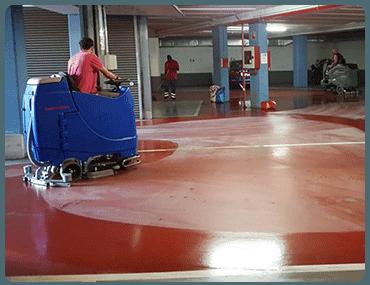 Limpieza de Garajes y Parkings en Chinchón