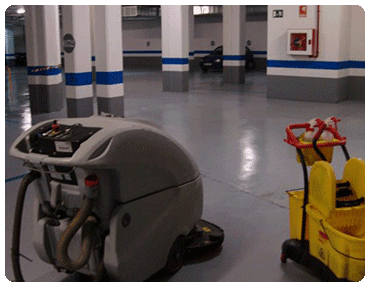 Limpieza de Garajes y Parkings en Cubas de la Sagra