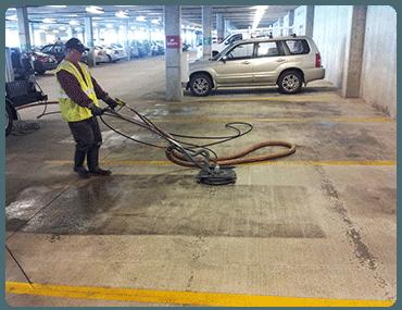 Limpieza de Garajes y Parkings en Fuente del Berro