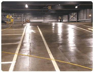 Limpieza de Garajes y Parkings en Las Rozas de Madrid