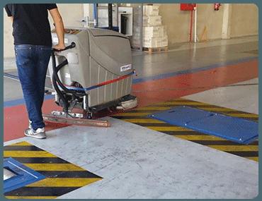 Limpieza de Garajes y Parkings en Loeches