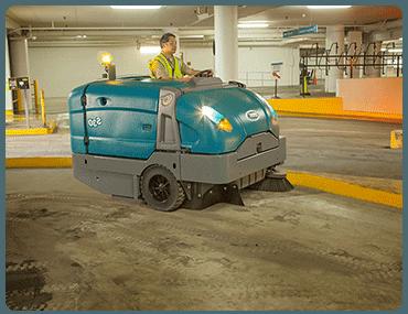 Limpieza de Garajes y Parkings en Los Rosales