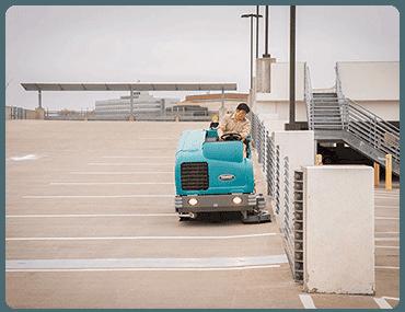 Limpieza de Garajes y Parkings en Quintana