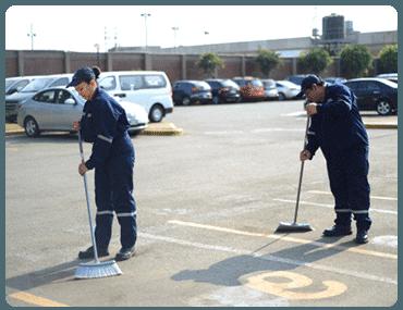 Limpieza de Garajes y Parkings en Torrejón de la Calzada