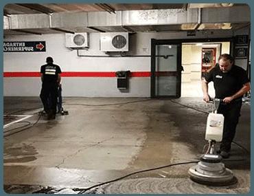 Limpieza de Garajes y Parkings en Villanueva de la Cañada