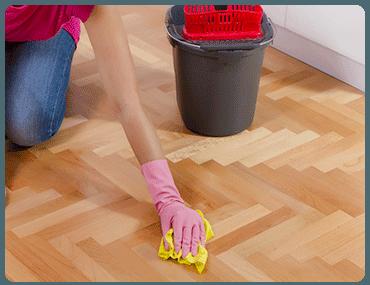Limpieza de pisos en Argüelles