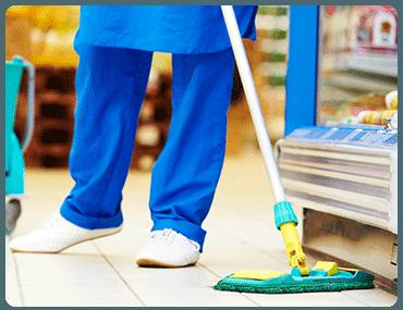 Limpieza de pisos en Collado Mediano
