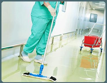 Limpieza de pisos en Las Tablas