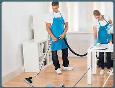 Limpieza de pisos en Los Ángeles