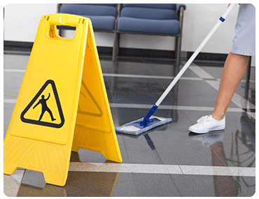 Limpieza de pisos en Pacífico