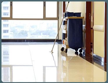 Limpieza de pisos en Torrelaguna