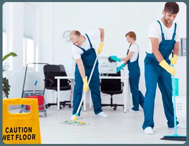 Empresa de Limpieza en Nueva España