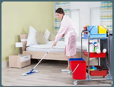 Limpieza a domicilios en Azca