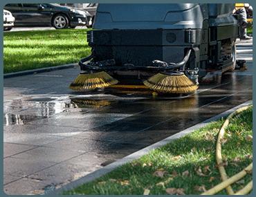 servicios de limpieza de comunidades