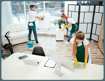 Limpieza de Oficinas en Prosperidad