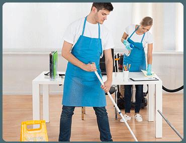 Limpieza de pisos en Apóstol Santiago