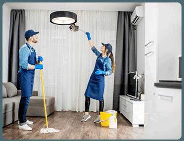 Limpieza por horas en Tetuán