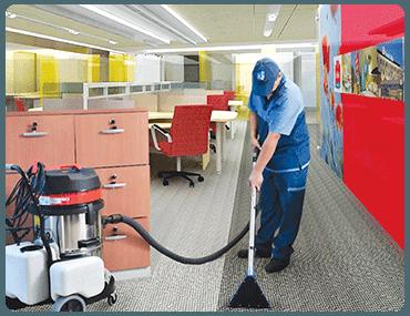 Limpieza de Oficinas en Almenara