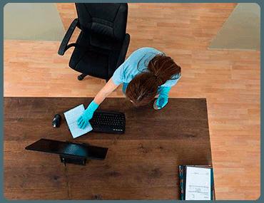 Limpieza de Oficinas en Castillejos