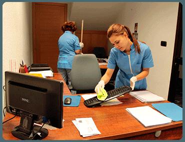 Limpieza de Oficinas en El Boalo