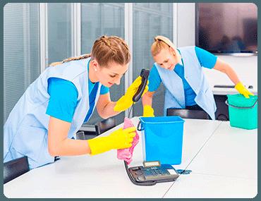 Limpieza de Oficinas en Manzanares el Real