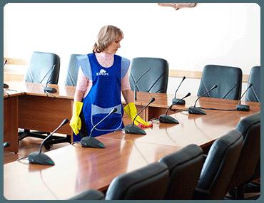 Limpieza de Oficinas en San Blas