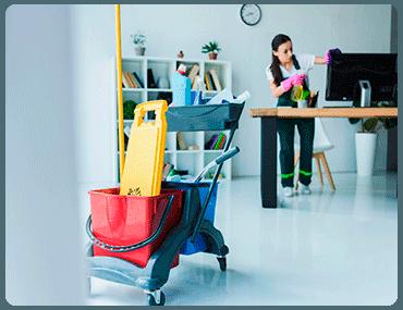 Limpieza de Oficinas en Valdefuentes