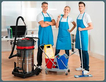 Servicios de Limpieza en Bellas Vistas