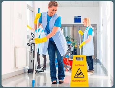 Servicios de Limpieza en Butarque