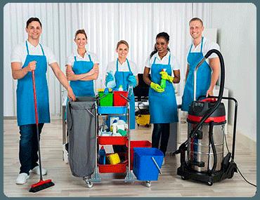 Servicios de Limpieza en Fuente el Saz de Jarama